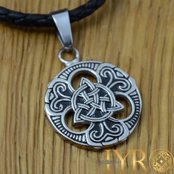 Bilde av Viking Trikvetra - Stål