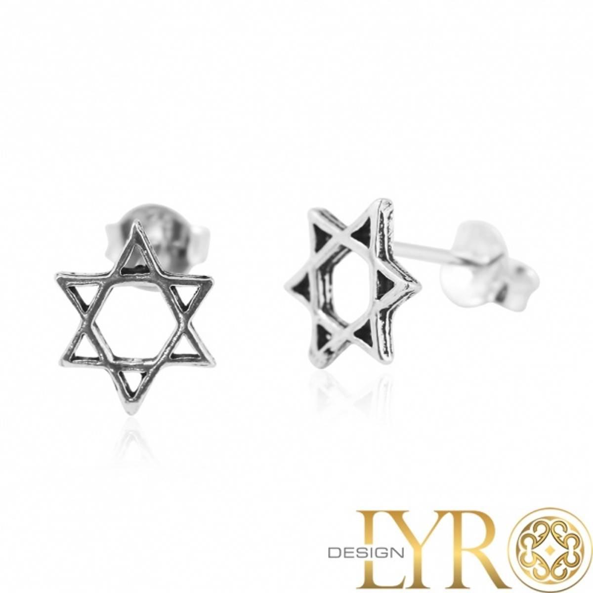 Hexagram - Sølv